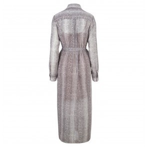 Dress Sophia Taupe