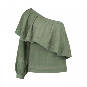 Blouse Chrissy Green