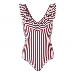 Swimsuit Kali Ruby Stripe