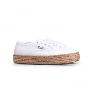 2730 Platform Sneakers Cotropew White