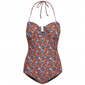 Swimsuit Kelly Small Red Rose