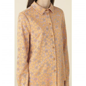 Blouse Lucian Stardot Yellow
