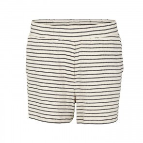 Shorts Saga Off White Black Stripes