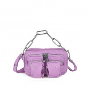 Small Shoulderbag Helena Smooth Bubblegum