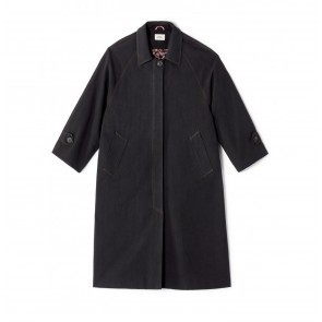 Coat Travel Black