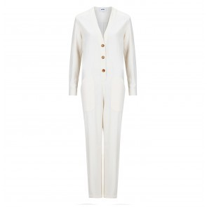 Jumpsuit Alcazar Off White