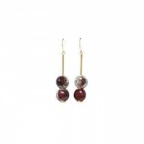 Earrings Alize 4 Purple
