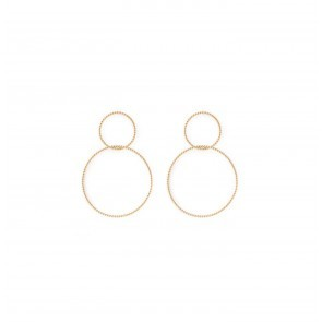 Earrings Alize 7 Gold