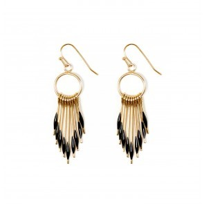 Earrings Roberta Black