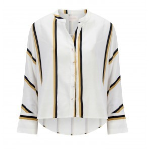 Painters Shirt Estelle Bonneau Stripe