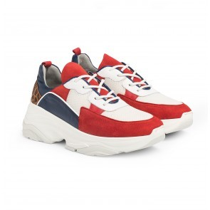 Sneaker Scoup Red