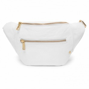 Bum Bag White