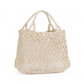 Beach Bag Jute Margot Natural