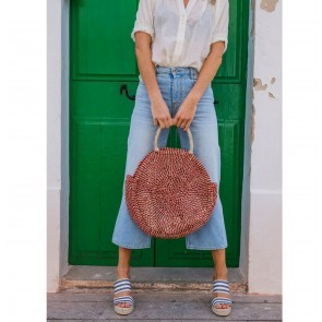 Beach Bag Jute Lola Multi