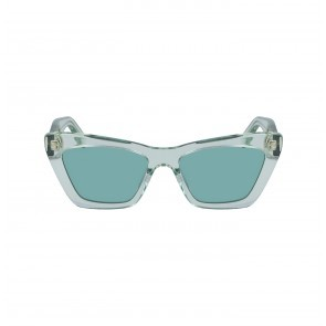 Square Sunglasses Green