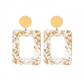 Earrings Milan 24K Gold Plating
