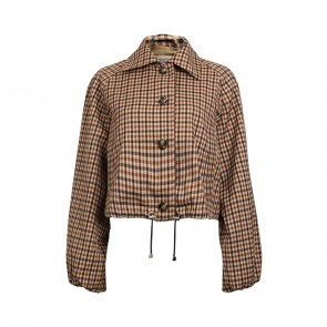 Jacket Blair Nougat Check