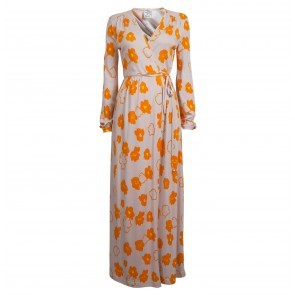 Dress Jonna Orange Poppy