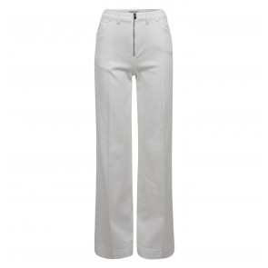 Pants Nicia White Denim