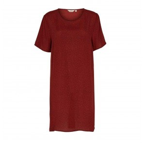Dress Anja Russet Red