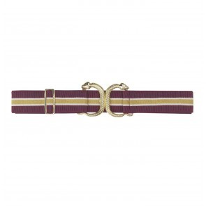 Waist Belt Keen Gold Bordeaux
