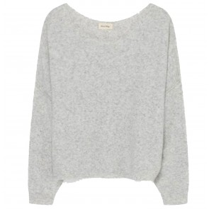 Pullover Damsville Heather Grey