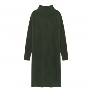 Knit Dress Damsville Pesto