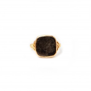 Ring Delphine Gold Plated
