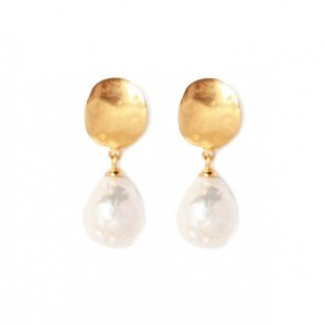 Earrings Jolie Gold Plated