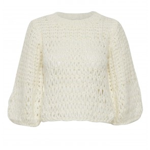 Pullover Sahar Cloud Dancer