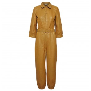 Jumpsuit Iffi Bone Brown
