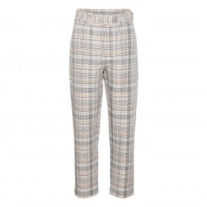 Pants Ginnie Red/Yellow Check