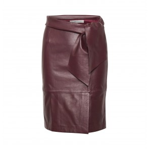 Leather Skirt Aliah Port Royale