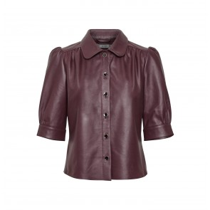 Leather Shirt Aliah Port Royale