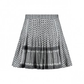 Skirt Sofia Black/White