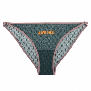 Brief Shelby Lace Moss