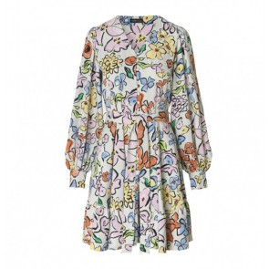 Dress Farrow Flower Garden