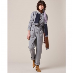 Jumpsuit East River Cloud Grey