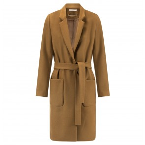 Coat Marcelin Camel