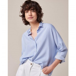 Shirt Botan Cloud Blue