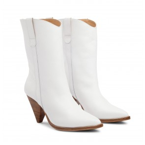 Vegas Boot White
