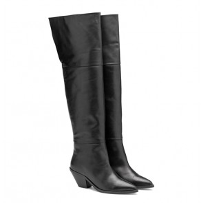 Boot Park Slope Black