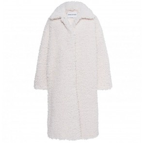 Coat Leah Off White