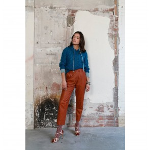 Leather Trouser Autumnal