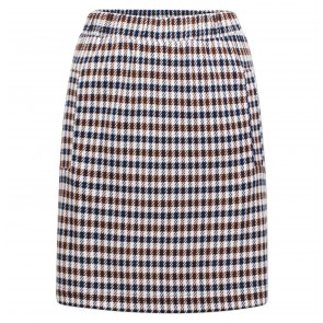 Skirt Jordy Brown Blue Hound