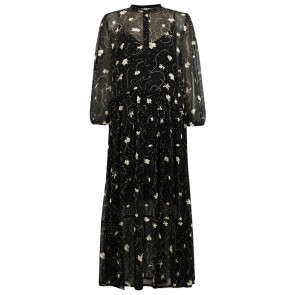Dress Aia Dotty String Leave