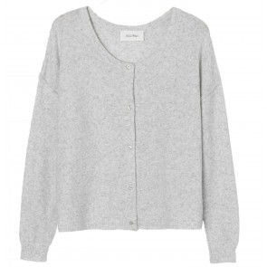 Cardigan Damsville Heather Grey