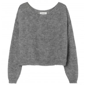 Pullover Zazow Heather Grey