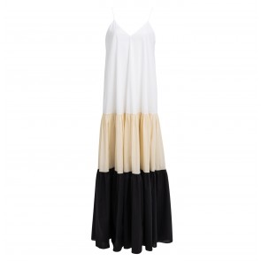 Long Dress Koronis Multicolour
