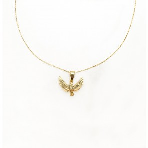 Choker Eagle Gold